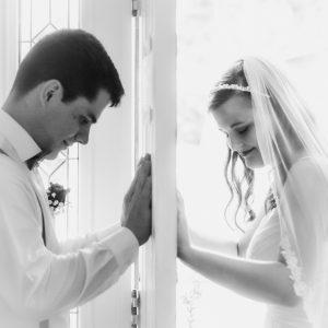Rachel & Nate's Wedding - The First Look