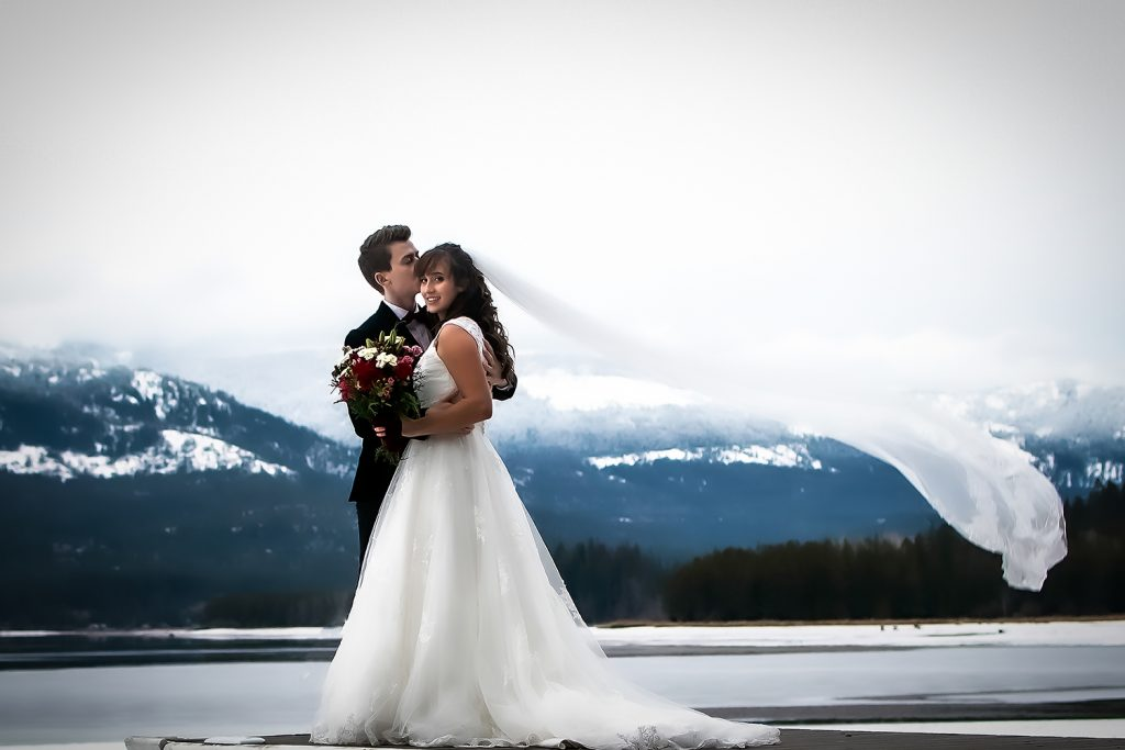 how to pick your venue - winter wedding
